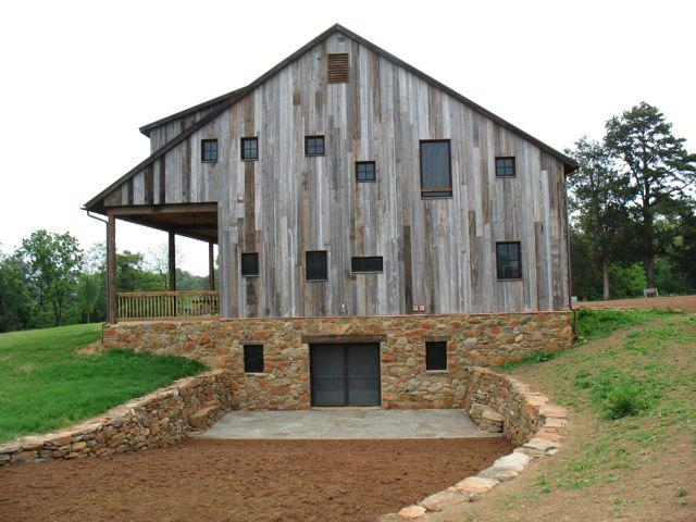 Albemarle Barn Restoration | Rockpile Construction